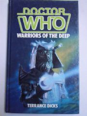 Doctor Who Warriors of the Deep Hardback